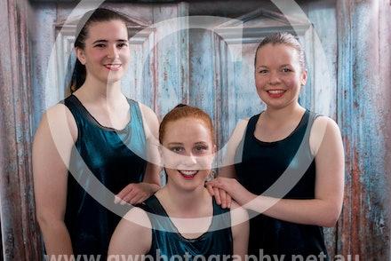 Sunday Portraits Dance Design 2014
