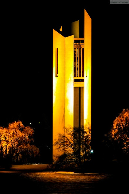 The Carillon, ACT