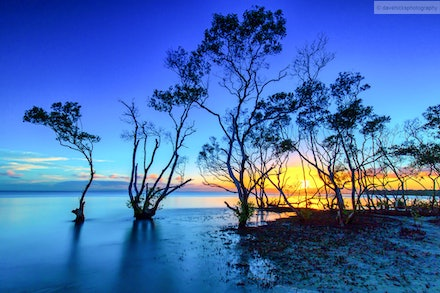 Nudgee Beach Sunrise No.2