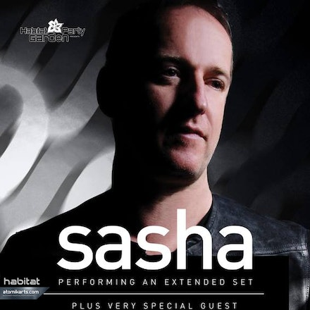 Habitat Garden Party feat Sasha & Subb-An, Court Hotel, 2 November 2014 - Join us in an enchanted palace where the colours are brighter, the music is magical...