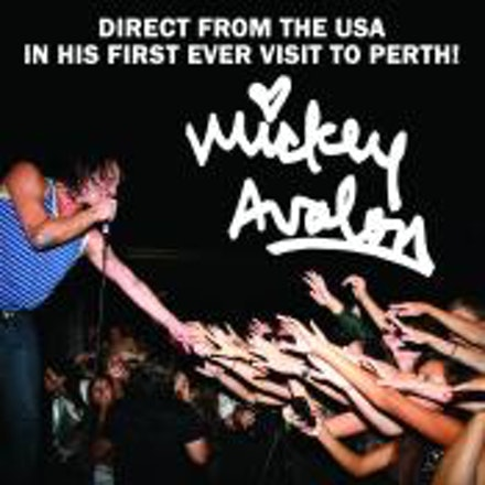 Mickey Avalon (USA), Villa, 3 March 2011 - Mickey Avalon debuts in Perth on his 4th Australian tour.  Following 3 successive sell out East Coast tours...