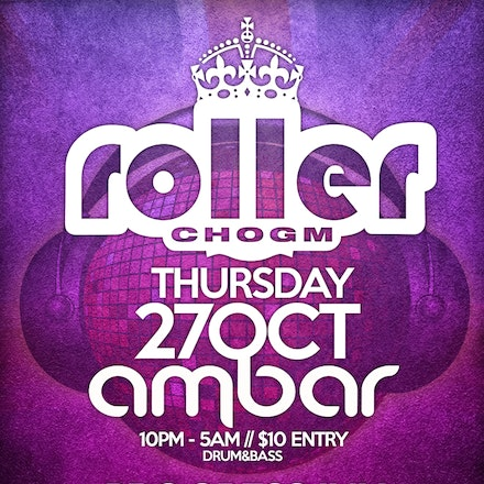 Roller CHOGM, Ambar, 27 October 2011 - In 2011 the stars have once again aligned and delivered the perfect storm of a Thursday night backed by a public...