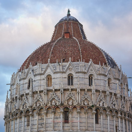 The St. John Baptistery (Battistero) - The St. John Baptistery (Battistero) is one of several top attractions to be found in the Field of Miracles (Campo...