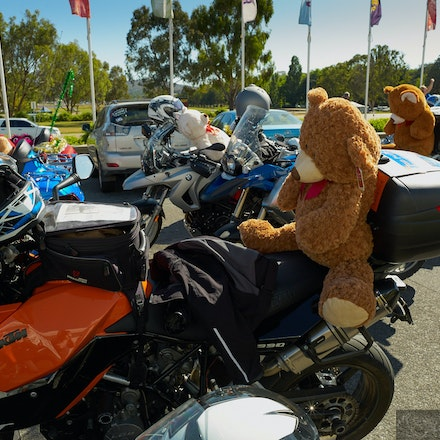 8 - Canberra Toy Run
