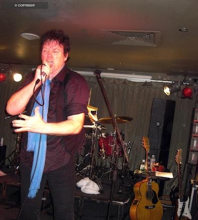 IMG_2077-1 - Doc neeson and Band Live at the Hinterland Hotel Nerang Gold Coast 22nd April 2012.