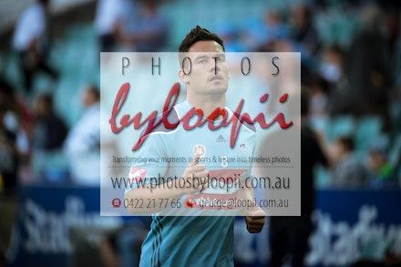 A-League Sydney FC vs Newcastle Jets - Round 1 Sydney FC at home