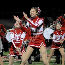 Crown Point Varsity Dance - 10/10/14 - View 68 images from the Crown Point Dance Team performances of 10/10/14.