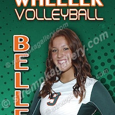 Wheeler Volleyball Banner Samples - 8/28/15 - Wheeler Volleyball Banner Samples with 4 alternate backgrounds.  Let me know your preference by Sunday, 8/30/15.