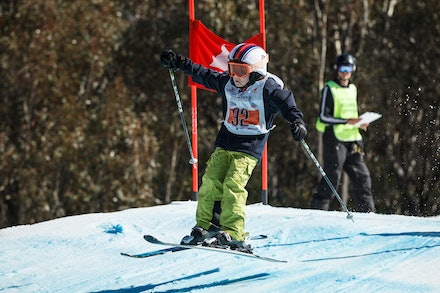 140829_sx_8364 - NSW State Championships-  skier cross race at Thredbo, NSW (Australia) on August 29 2014. Jan Vokaty