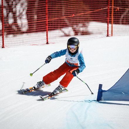 140912_div5_9589 - National Interschools Ski Cross Division 5 at Perisher, NSW (Australia) on September 12 2014. Jan Vokaty