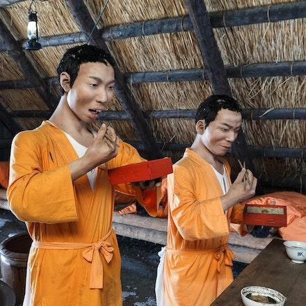 140227_Abashiri_8698 - Visit to Abashiri Prison Museum at Abashiri, Hokkaido (Japan) on February 27 2014. Photo: Jan Vokaty