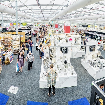 Sydney Exibition Center @ Glebe Island - Reed Gift Fair