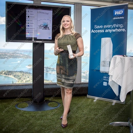 WD In the Cloud - Launch Party - corporate photography