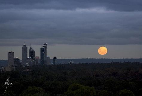Perth Blood Moon GJP