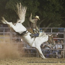 Warragul Rodeo APRA 2014 - Main Program