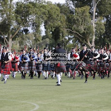 Haileybury College - Victorian Pipe Band Championships - 22 March, 2014