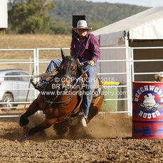 Beechworth Barrel Race - Sect 1