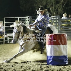 Whittlesea Rodeo - Barrel Race - Sect 2