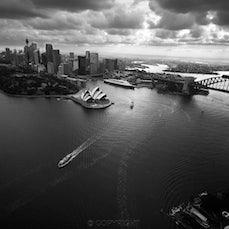 Sydney, Sydney - Black & white landscapes of beautiful Sydney.