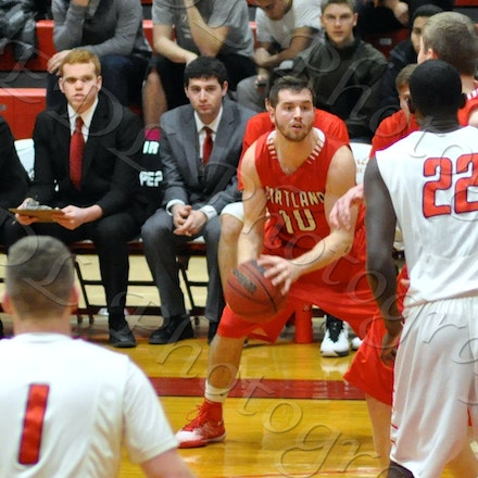 Mens Basketball @ Oneonta (1/30/15)