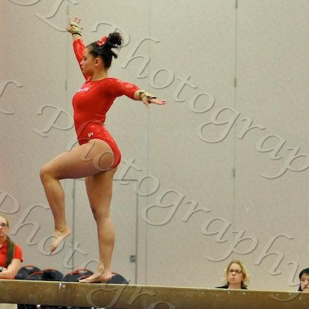 Gymnastics vs Westchester