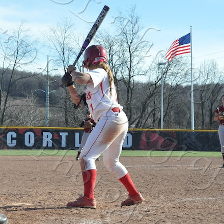 Softball vs St. John Fisher