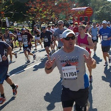 2012 City to Surf Main Run 2