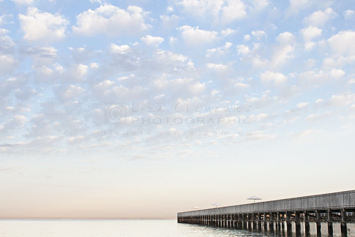 Cloudy Morning, Brighton Baths© - Cloudy Morning, Brighton Baths, 2013