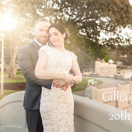Gillian & Geoff. Wedding.
