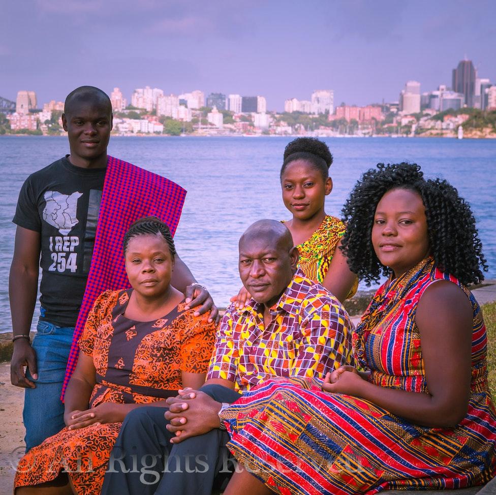 Winnie's Family