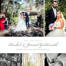 Goldsmith Wedding (2017)
