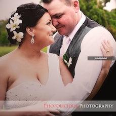 McMillan Wedding (2013) - Mr & Mrs Chris & Carly McMillan. Ceremony : Dunheved Golf Club. Photos : Dunheved Golf Club. Reception : Dunheved Golf Club.