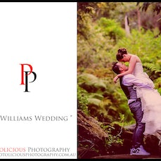 Williams Wedding (2013) - Mr & Mrs Williams. Home Coverage : Cambridge Gardens NSW. Ceremony : The Paceway Penrith NSW. Bridal Photos : Blue Mountains...