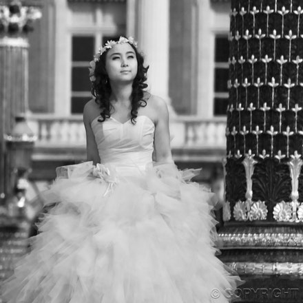 Simone & Trent's Wedding - Pre- Wedding Day Shoot