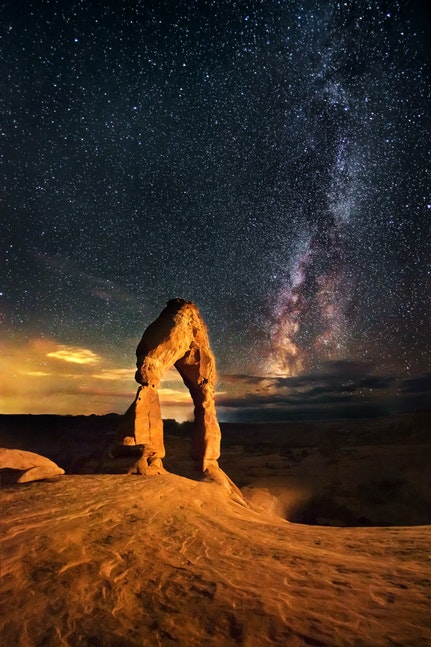 Celestial arch