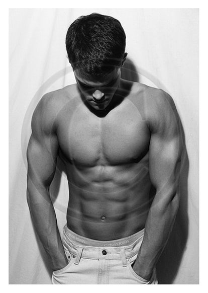JB11095 - Signed Male Fashion Photo by Jayce Mirada