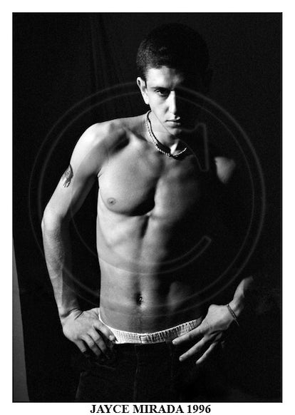 ED10196 - Signed Male Fashion Gallery Print by Jayce Mirada