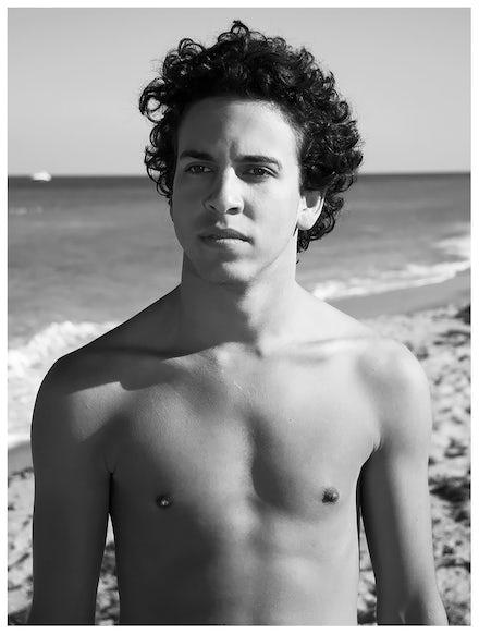DV114707 - Signed Male Semi-Nude Photo Art by Jayce Mirada  5x7: $10.00 8x10: $25.00 11x14: $35.00  BUY NOW: Click on Add to Cart