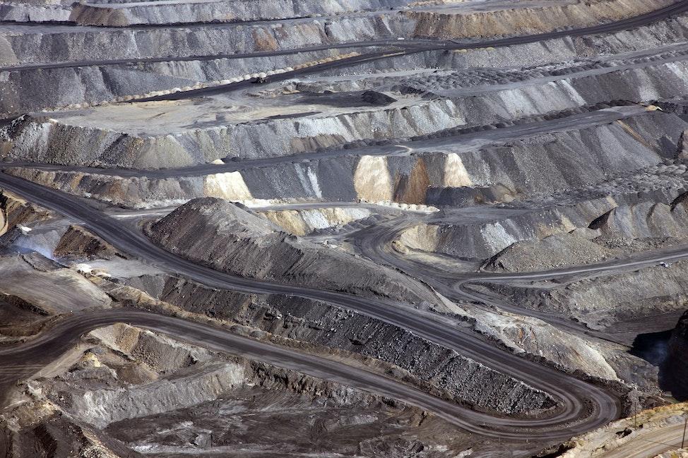 Coal Mining_50500 - SIngleton, NSW