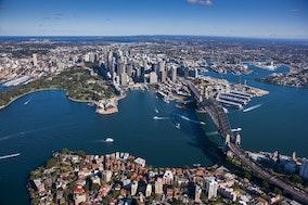 Sydney_102070 - Views of Sydney from Kirribilli