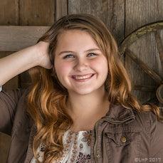 Lauren Wyatt - Photographed by Leonard Hill
