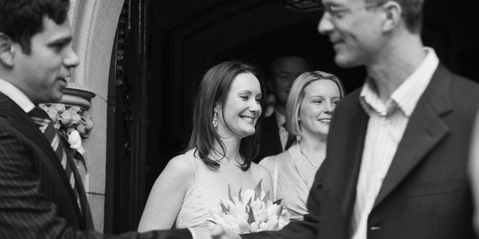 Neil & Stephanies wedding 2 X 1