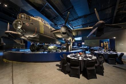 MWB_2910-HDR - RMSANZ Annual Scientific Meeting Dinner @ The Australian War Memorial Canberra