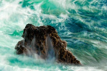 Leaky Rock - Location: Hawaii Kai
