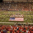 UL vs McNeese - Pictures of the band from the UL v McNeese game, September 10, 2016.