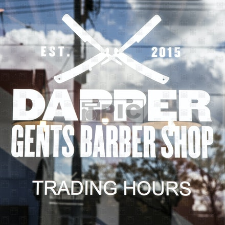 Dapper Gents Barber Shop - Dapper Gents Barbershop pays respect to the The Modern Man. We promise precision haircutting to suit any man's character, while...