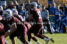 JCHS @ Verona - Thanksgiving Day football action images and fan fotos