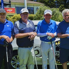 Legends Pro Am Afternoon Tee Off - Photos of each afternoon group in the Legends pro Am held at Blackheath, Blue Mountains