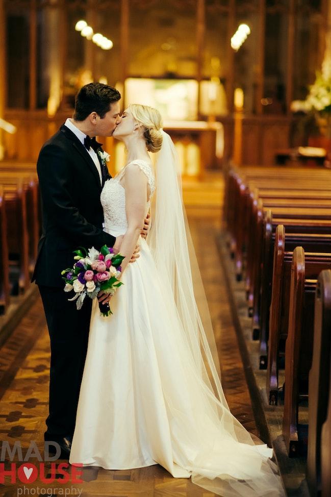 Georgina & Rob Wedding Day by Lewis_5780