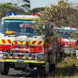 Royal National Park Bushfire - Crews from across the Sydney area responded to a Bushfire in the Royal National Park on Saturday 20th January 2018.